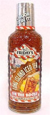 TGI Fridays Long Island Iced Tea Cocktail On The Rocks